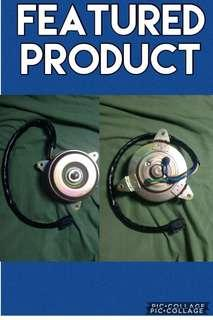 Nissan NV350 auxfan motor