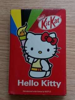 Hello Kitty x KitKat playing card 啤牌