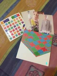 Exo Cbx Blooming Day Album