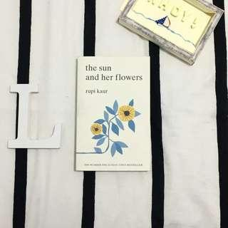 Import book the sun and her flowers