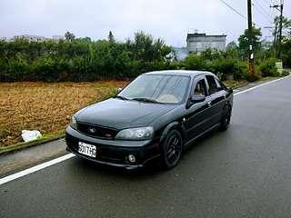 2004 福特 Tierra 1.6 小改裝 車況佳