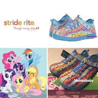 🌸🌸現貨1⃣️對🌸🌸  🇺🇸美國入口一Stride Rite Little pony shoe 女童鞋