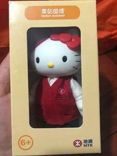 MTR Hello Kitty特別版車位助理
