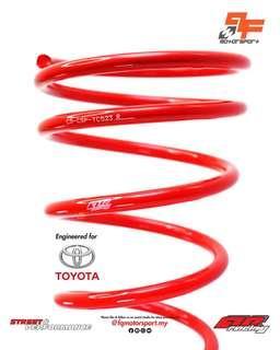 [ AR Racing ] Toyota Camry Sport Coil Spring