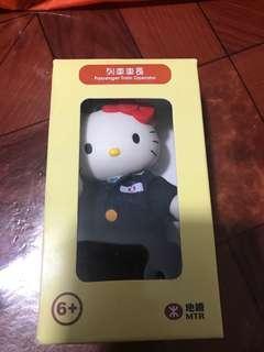 MTR Hello Kitty特別版列車車長