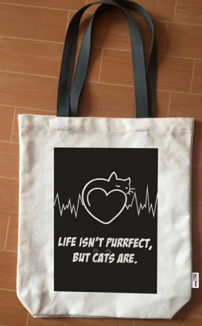 A3 Canvas Tote Bag