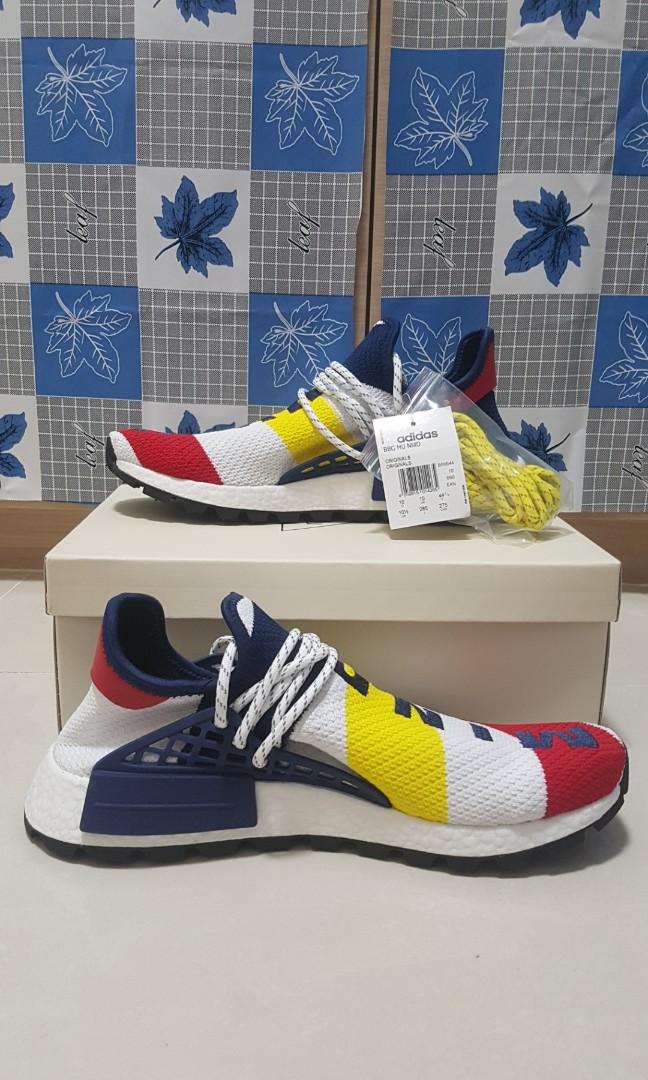 c560ea7fd195 Adidas NMD Human Race Pharell Williams x BBC Billionaire Boys Club ...