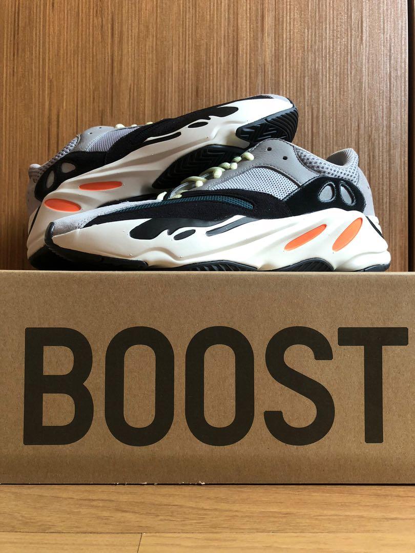 detailed look 0d63a f273a Adidas Yeezy 700 Waverunner