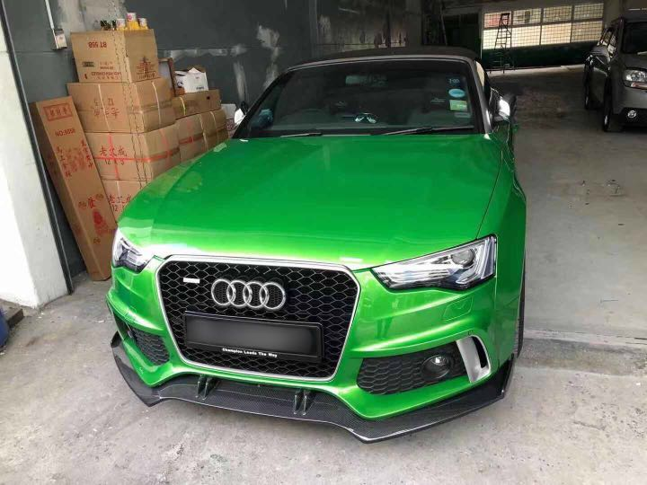 Audi A4 A5 B8 Front Lip Car Accessories Accessories On Carousell