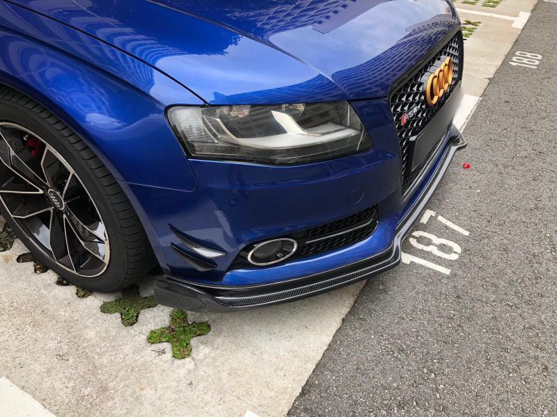 Audi A4 B8 Full Carbon Kit Car Accessories Accessories On Carousell