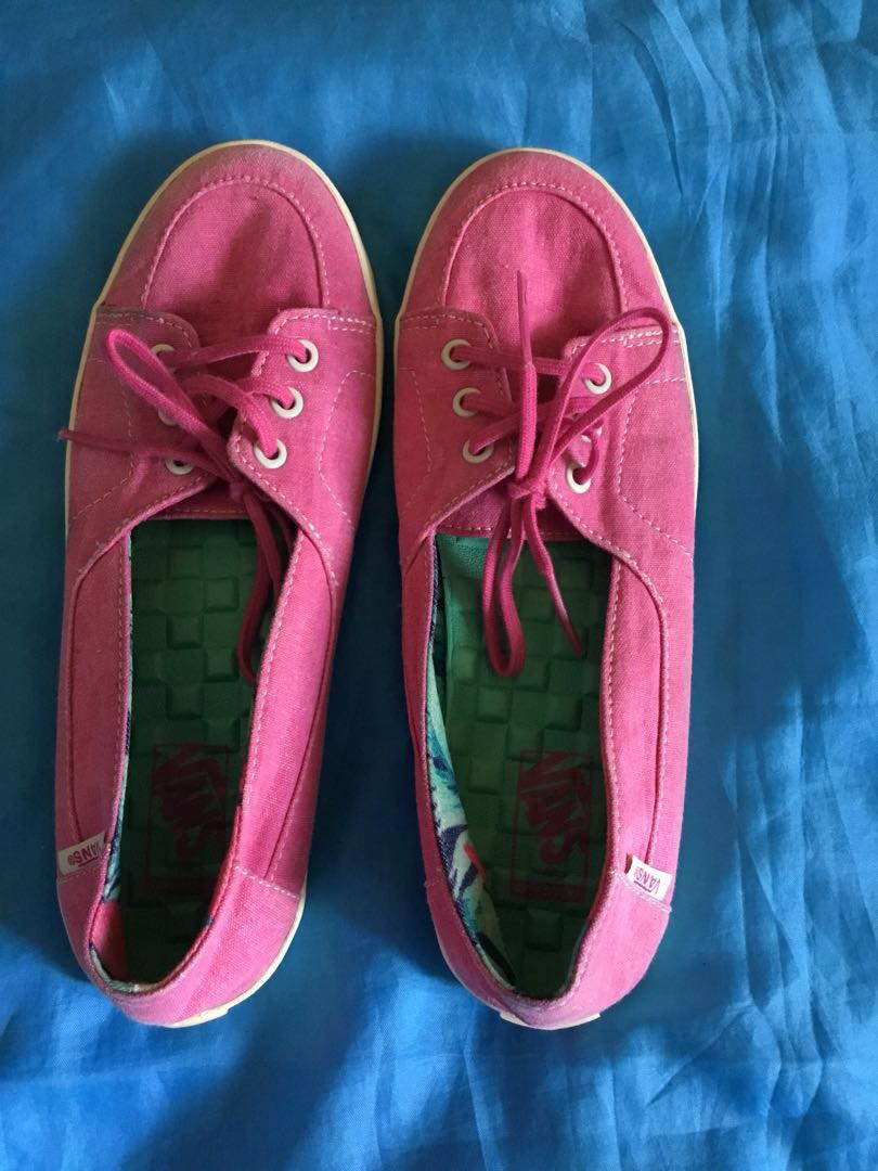 03ac51a6f64e BER MONTHS SALE!!! Vans pink sneakers