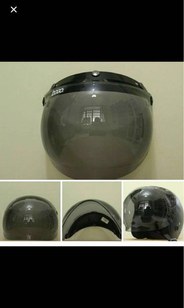 152893ac BOGO Bubble Visor Brand New, Motorbikes, Motorbike Accessories on ...