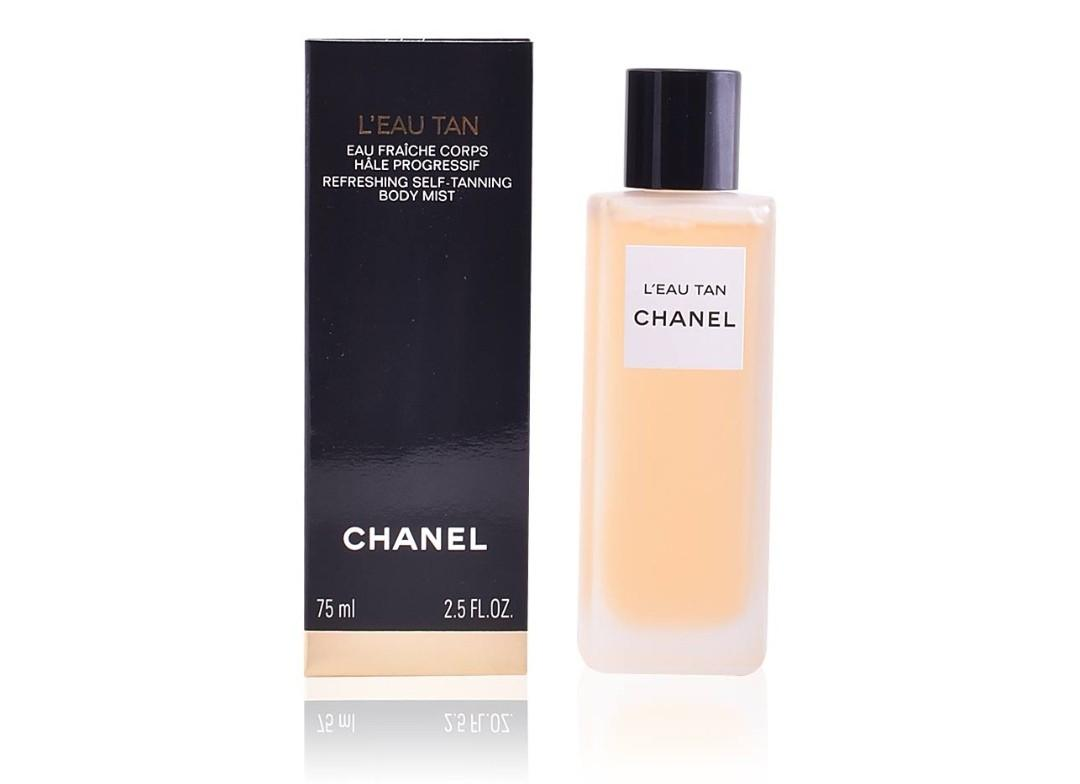 CHANEL L'EAU TAN Refreshing Self-Tanning Body Mist