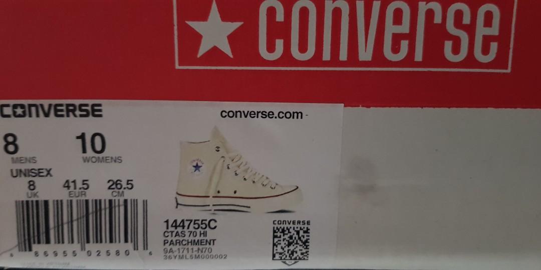 802787e60ae821 Converse Chuck Taylor All Star  70