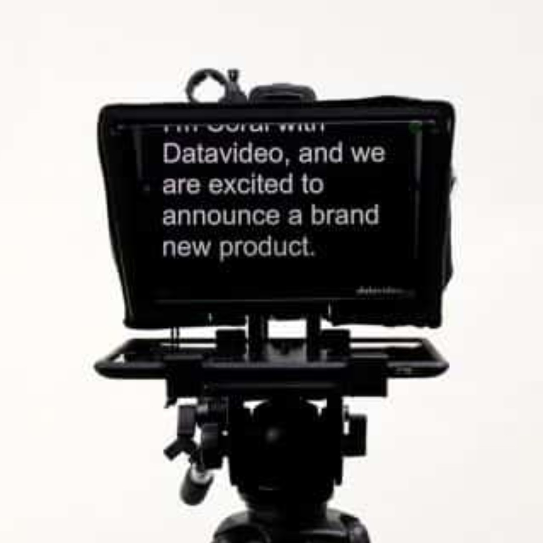 Teleprompter DataVideo TP-300-BR Prompter Kit for Apple iPad (wireless  remote)
