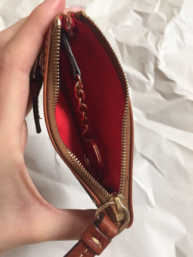 Dooney & Bourke coin purse
