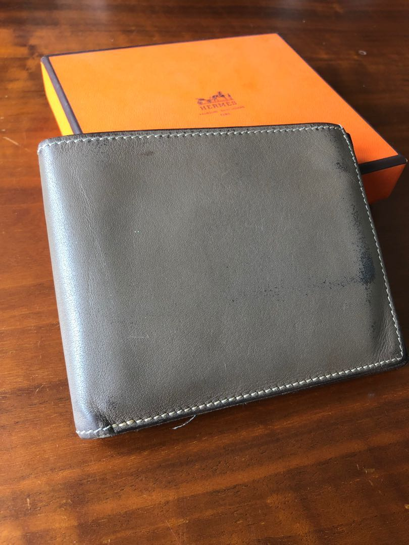 ba9f153a2ec8 Hermes Wallet - Used