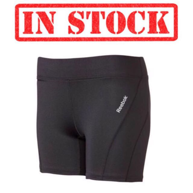 newest 60ba3 c8ba4 In Stock Reebok Women s 5   Compression Shorts Size M, Women s ...