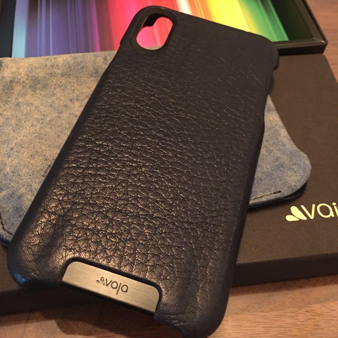 new product a46e6 f8e96 iPhone X leather case