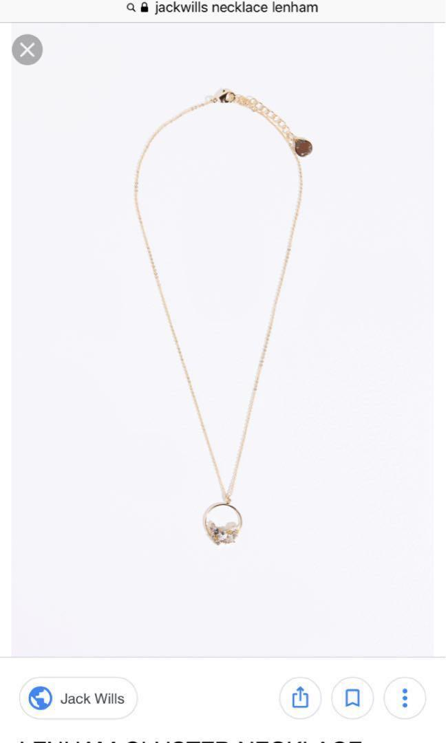 Jack Wills Lenham Necklace