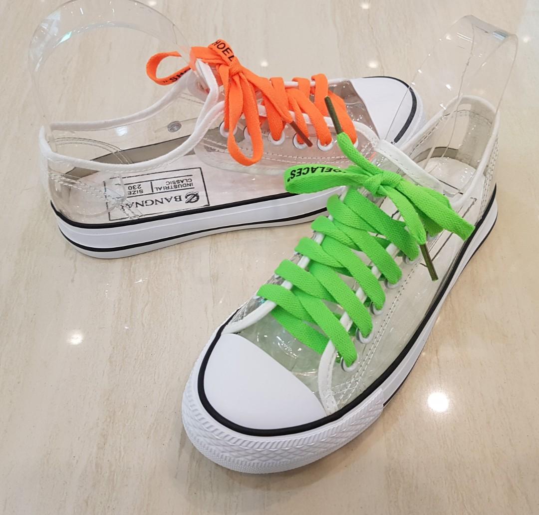Jelly sneaker sepatu wanita import bdd13a379d