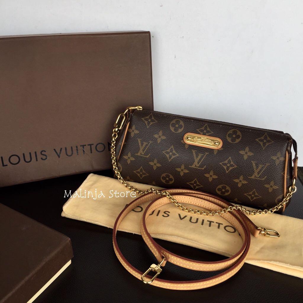 c6f7c436af Louis Vuitton Eva Clutch