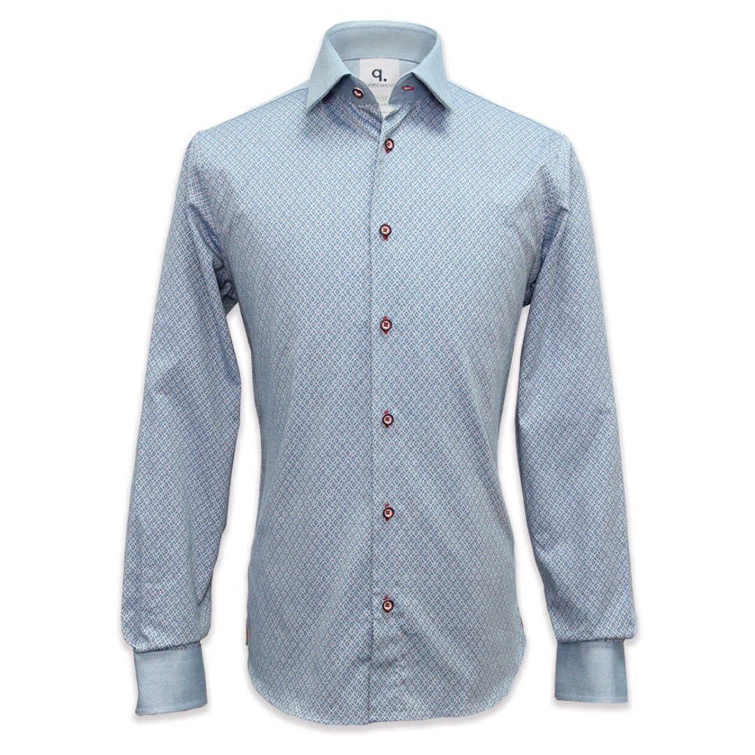 Luxe Business Shirt in Italian Fabric