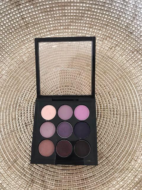 Mac cosmetics - purple times nine eyeshadow palette