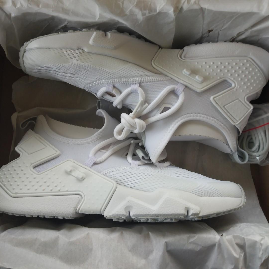 sports shoes 8108a 2fd19 Nike Air Huarache Drift BR White Pure Platinum on Carousell