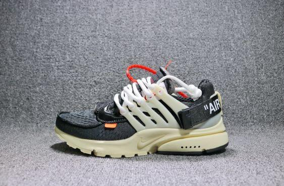 NIKE AIR PRESTO X OFF WHITE