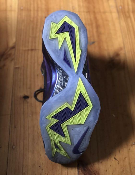 Nike Chuck Posite Cave Purple Bright Mango  Size US12