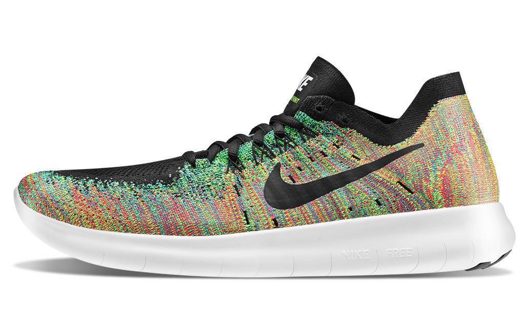 5290060c504e Nike free RN flyknit 2017 Multicolour