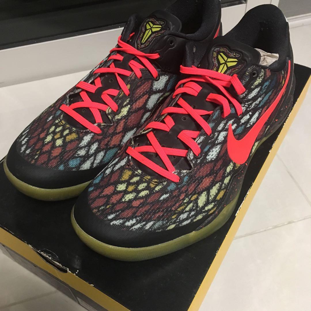 c1944441c18c ... where to buy nike kobe 8 christmas edition mens fashion footwear  sneakers on carousell 18977 b9943
