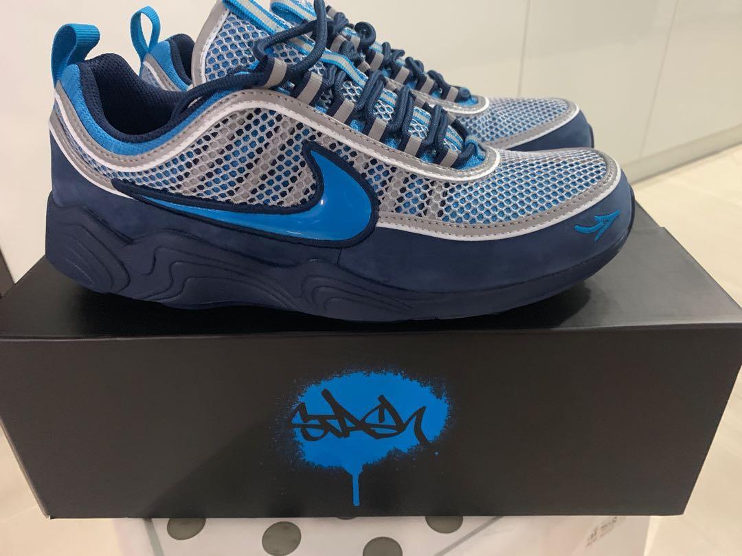 vente chaude en ligne 99fb8 e9160 Nike Lab Air Zoom Spiridon Stash, Men's Fashion, Footwear ...