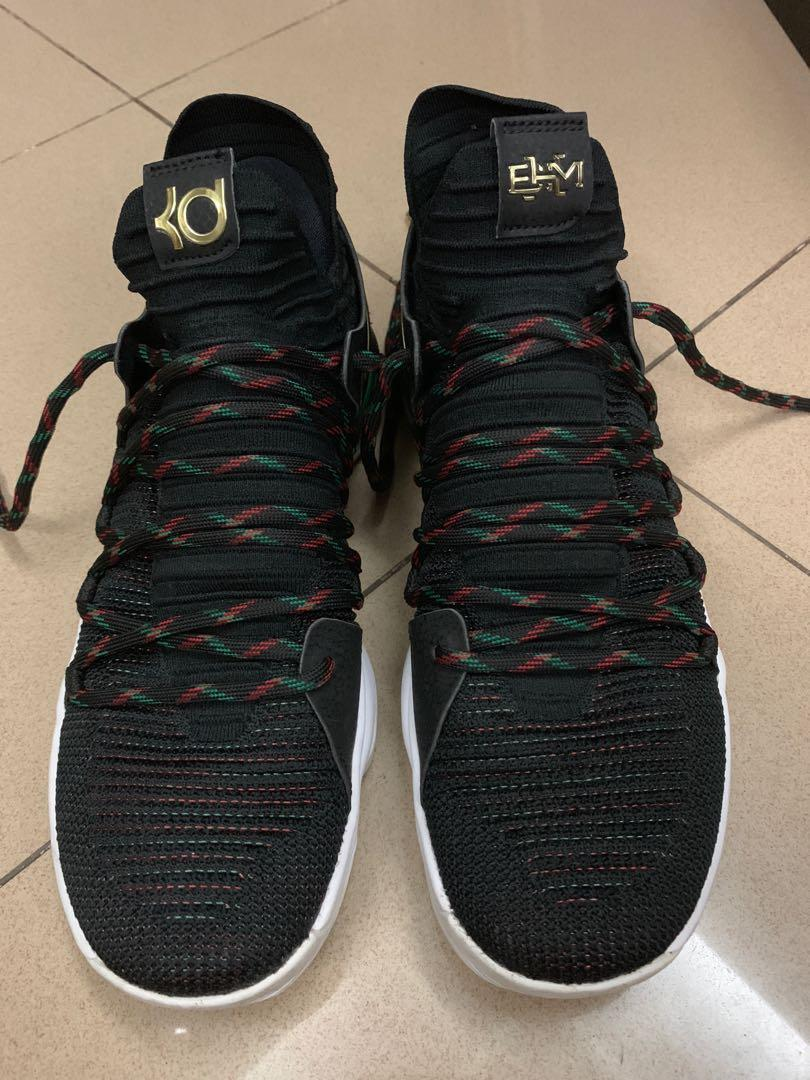Nike Zoom KD 10 Limited Edition, Men's