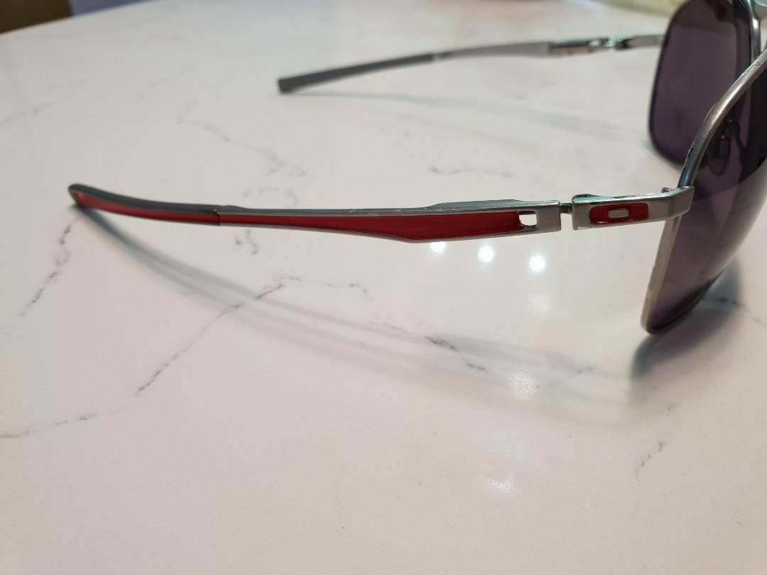 036c90e9c409 Oakley Plaintiff Ducati Sunglasses, Men's Fashion, Accessories, Eyewear & Sunglasses  on Carousell