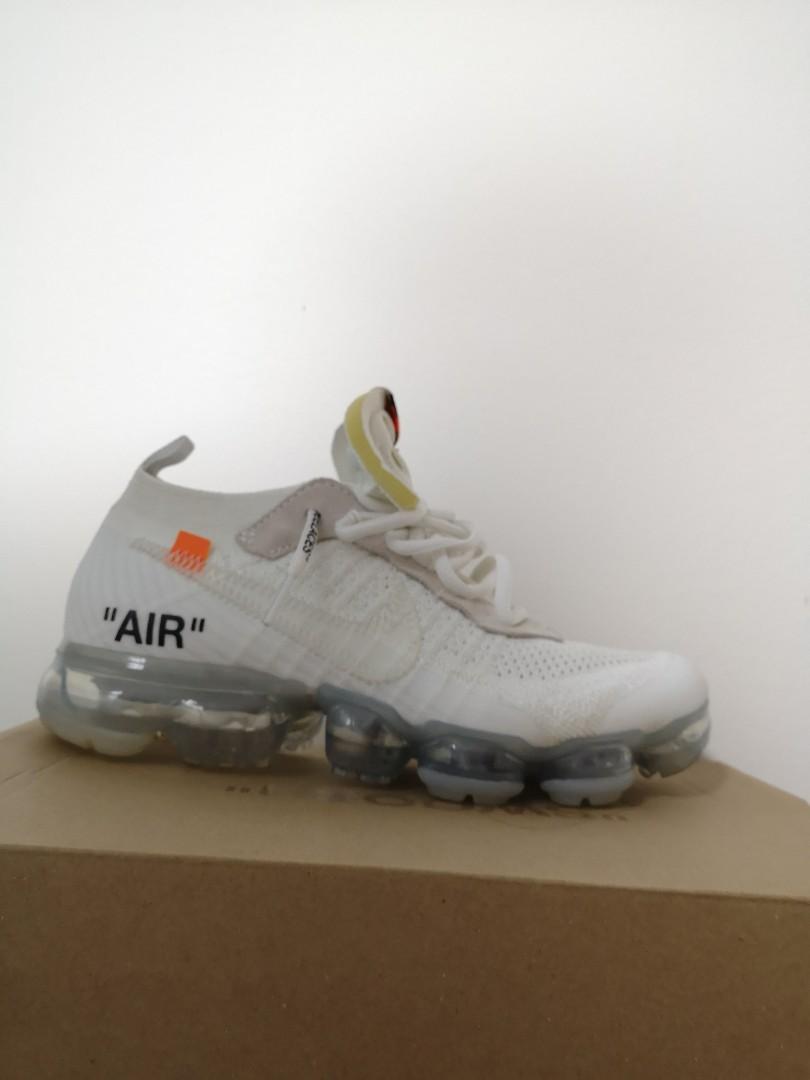 8634a80952f Off White Nike vapormax 2.0