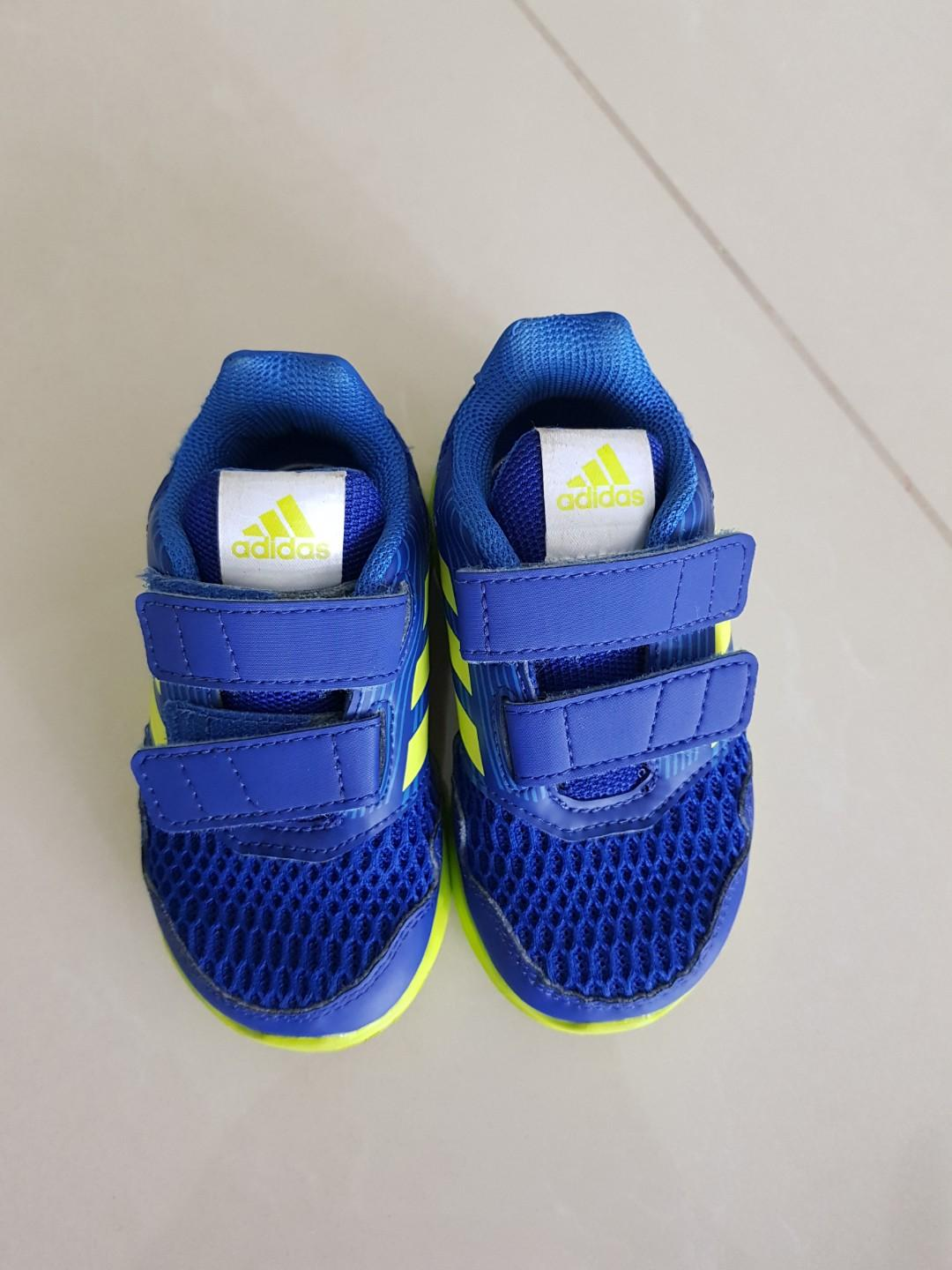 PreOwned Adidas Toddler Shoes, Babies & Kids, Boys' Apparel