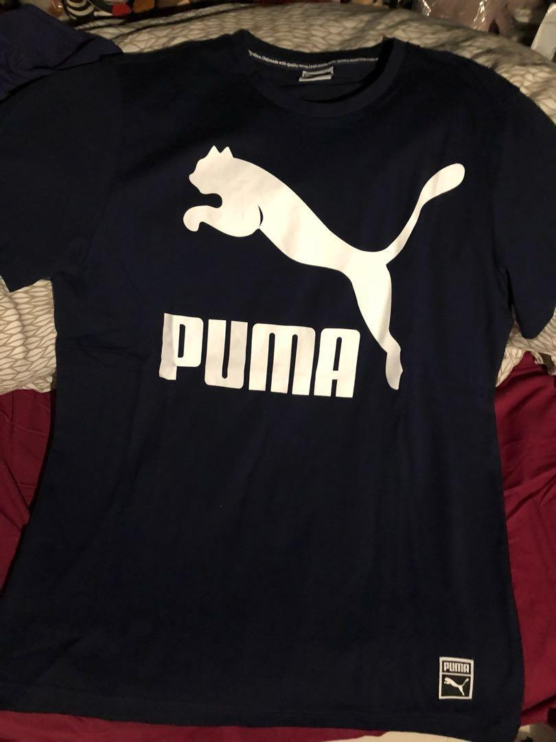 Puma classic Logo tee