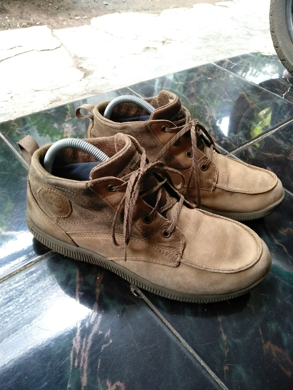 Sepatu timberland ecostep vibram Original size 42 c068a7bb0f