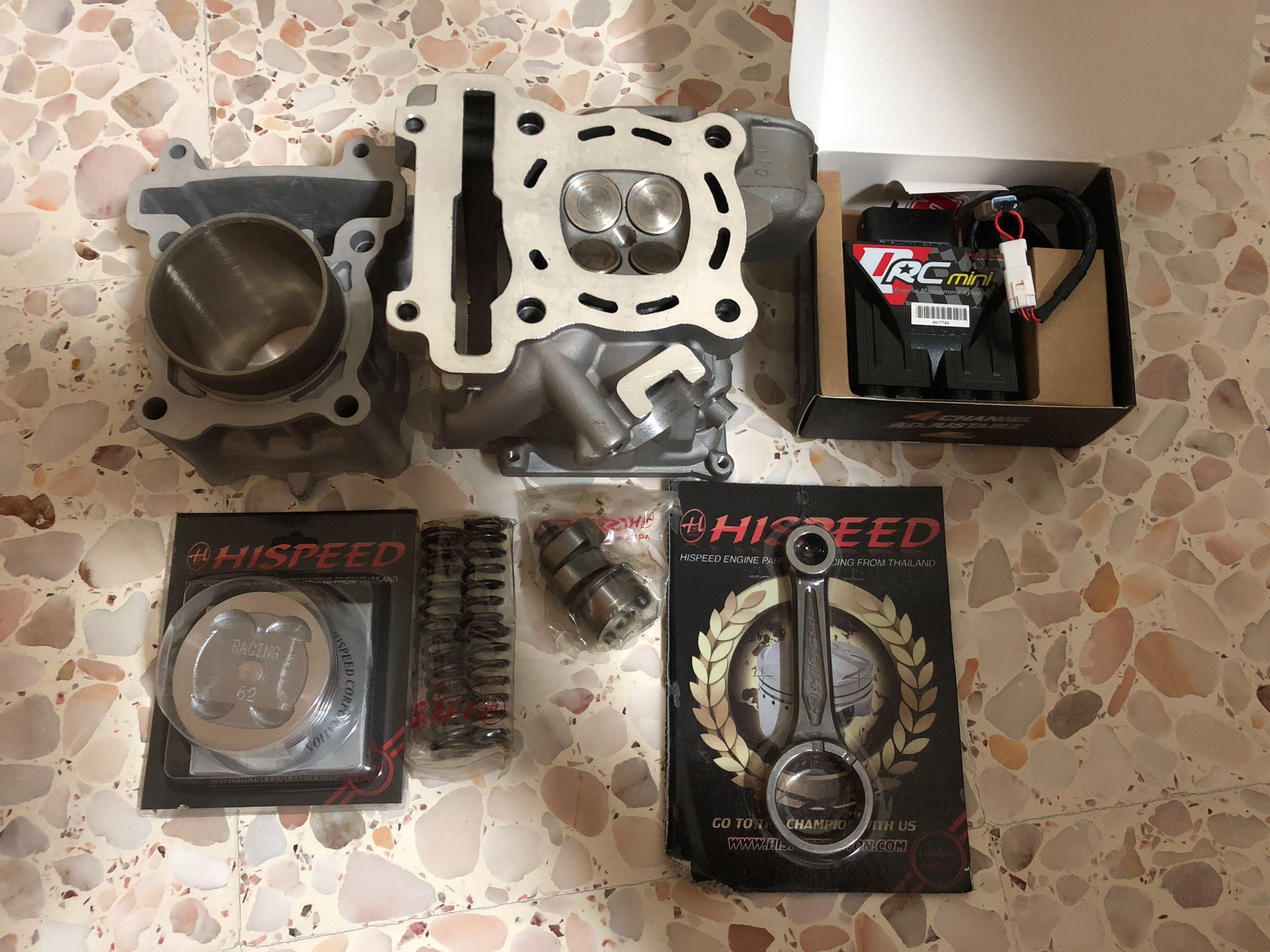 SNIPER150 RACING BLOCK, Motorbikes, Motorbike Accessories on