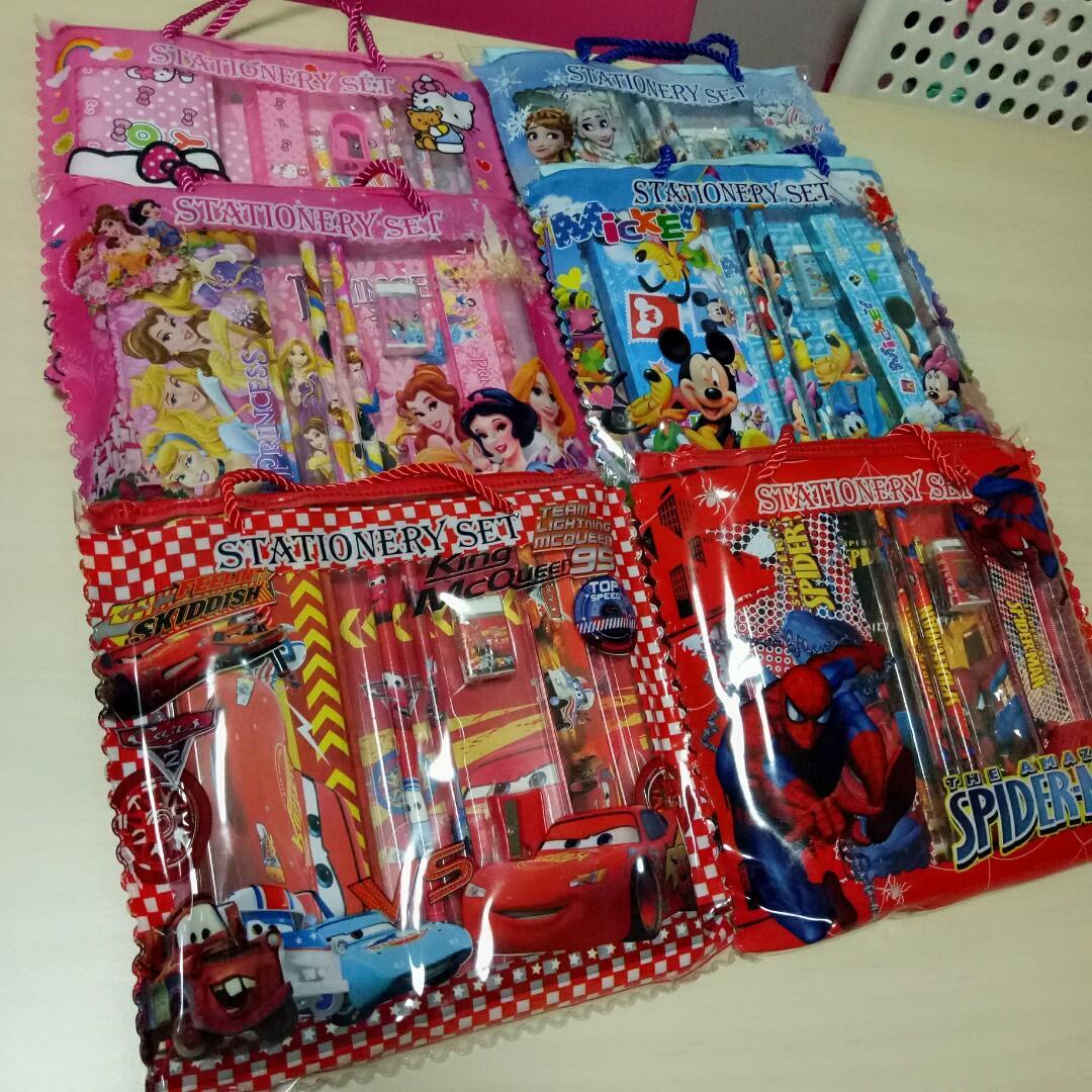 Cartoon Unicorn Pencil Case for Girls Cute Bag with Ruler Eraser Kids Gift Pupil