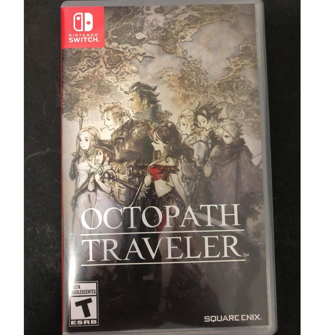 [Switch] Octopath Traveler
