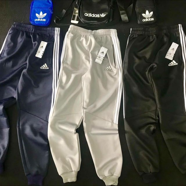 b958a557 Track pants for men, Sports, Sports Apparel on Carousell