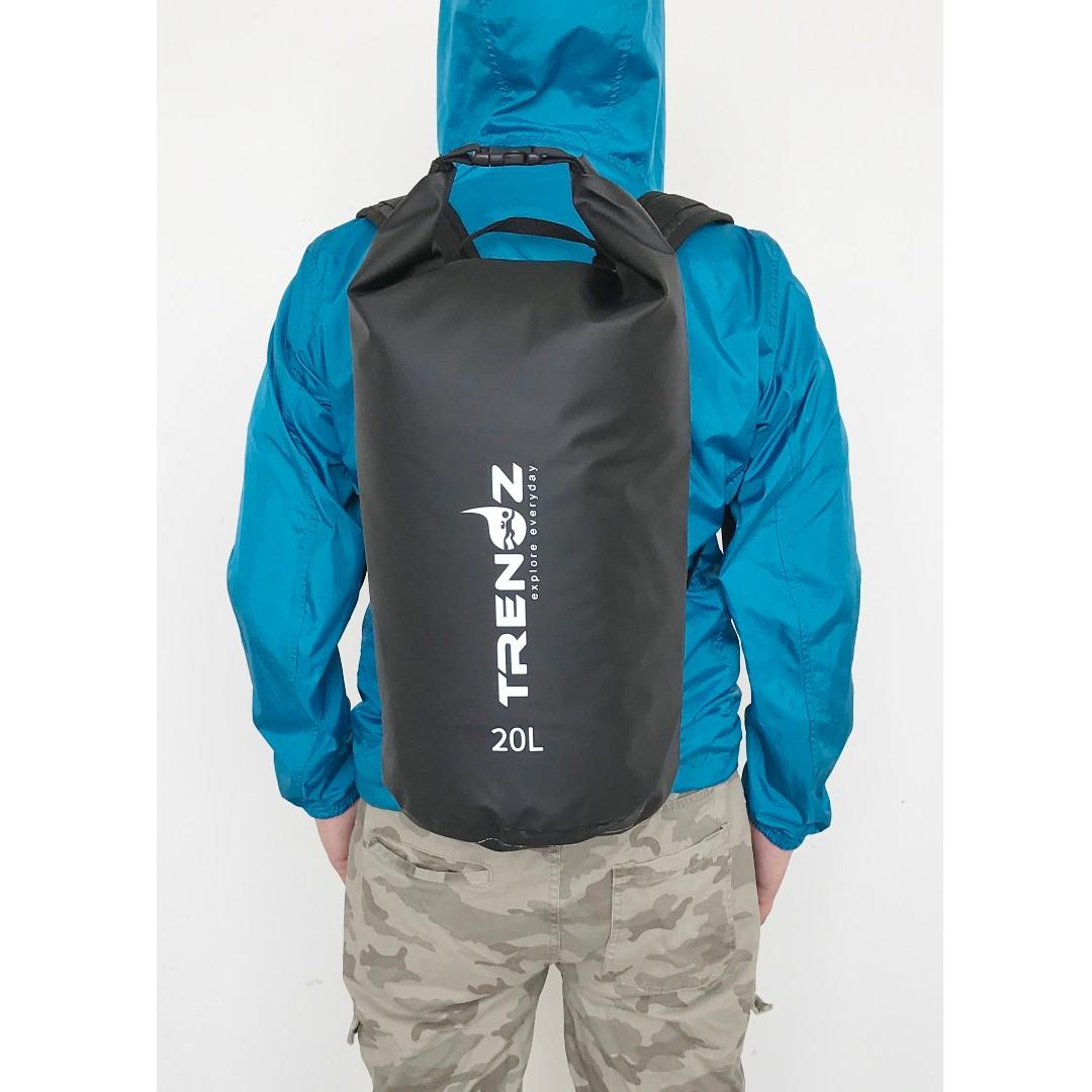 f6eb7d8af0 Trendz 20L Waterproof Backpack Protube
