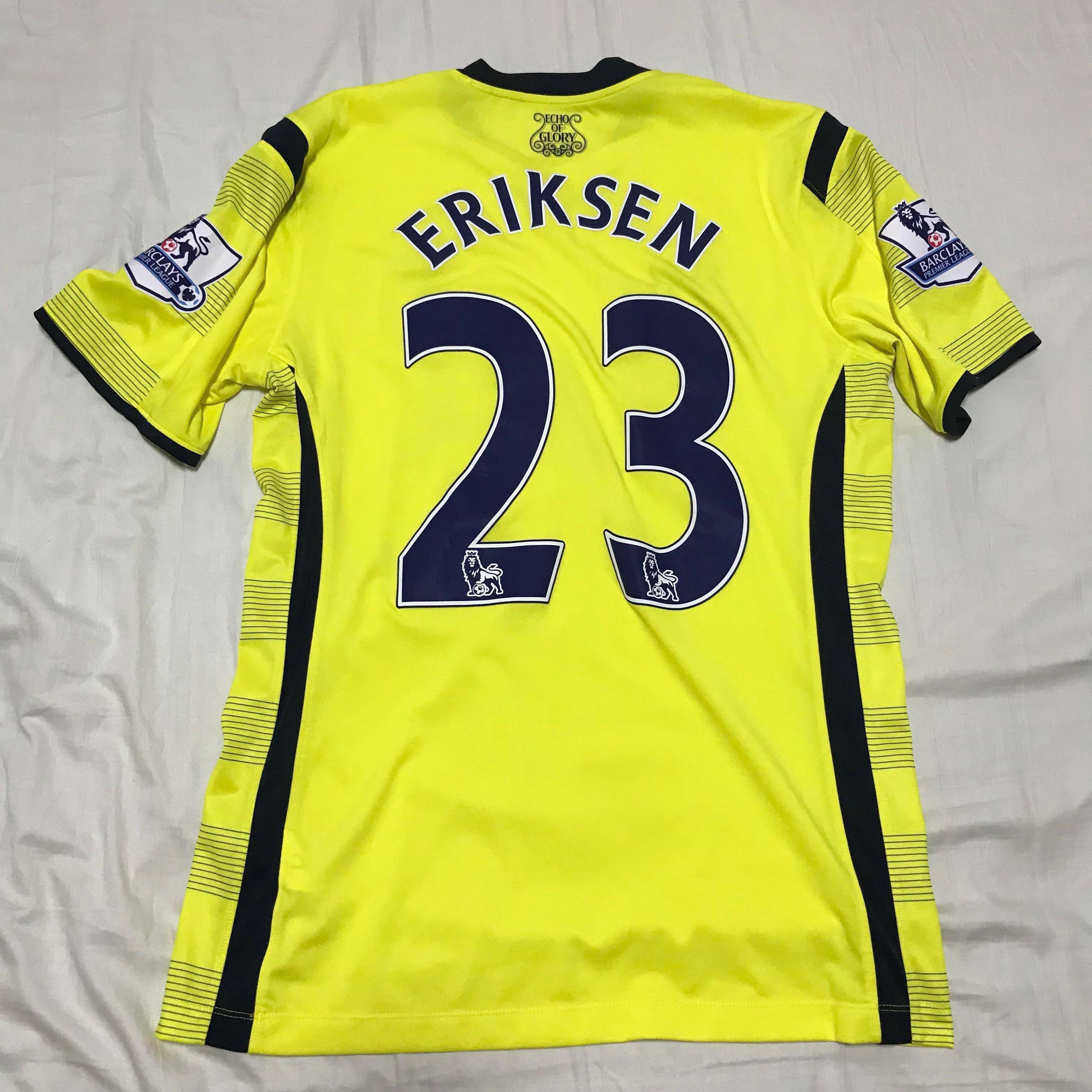 reputable site b2b61 f4430 UNDER ARMOUR Tottenham Hotspur 14/15 Third Kit (Eriksen#23/L ...
