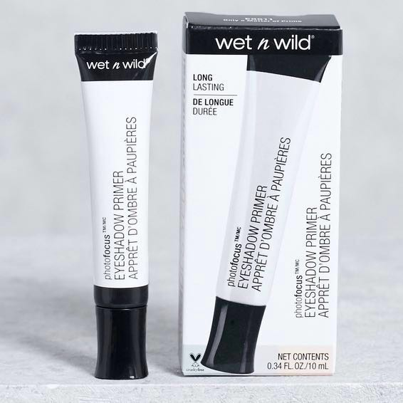Wet N Wild Photo Focus Eyeshadow Primer Health Beauty Makeup On