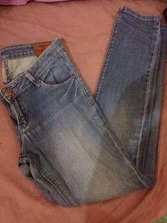 Overhauled Jeans