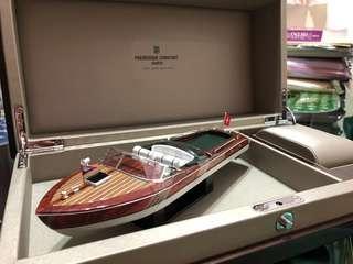 快艇 船 玩具 frederique constant 康斯登 瑞士鐘錶品牌