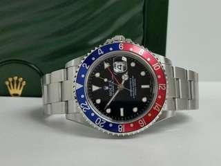 Rolex 16710 GMT Master